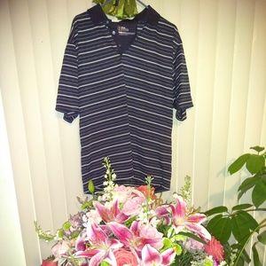 PGA Tour Men's Short Sleeve Golf Shirt Size XL